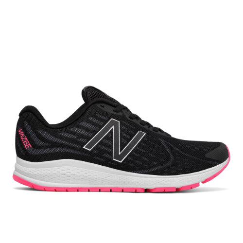 New Balance Vazee Rush v2 Women's Speed Shoes - Black / Pink ...