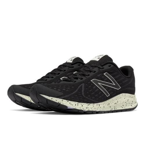 New Balance Vazee Rush v2 Protect Pack Women's Speed Shoes - Black / Silver (WRUSHPJ2)