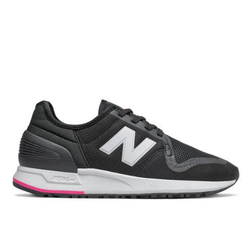 New Balance 247S Women's Sport Style Shoes - Black (WS247SA3)