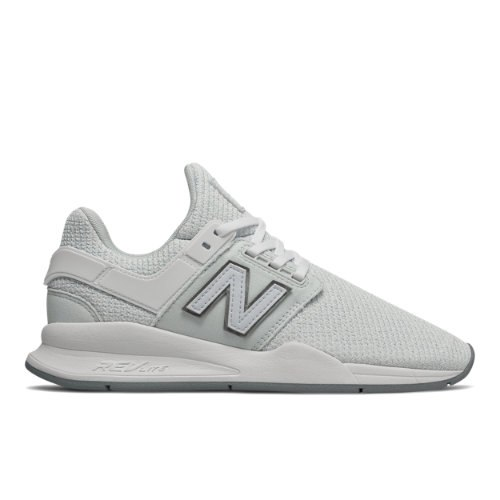 New Balance 247 Women's Sport Style Shoes - Grey (WS247TH)