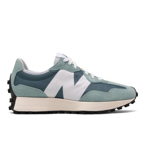 New Balance 327 Women's Lifestyle Shoes - Blue (WS327LE1)