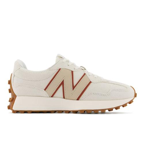 New Balance 327 Women's Lifestyle Shoes - Off White (WS327SA)