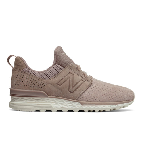 New Balance 574 Sport Decon Women's Sport Style Shoes - Conch Shell (WS574DUK)