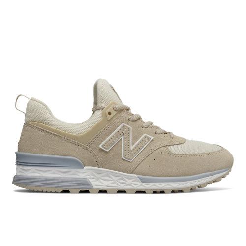beige new balance 574