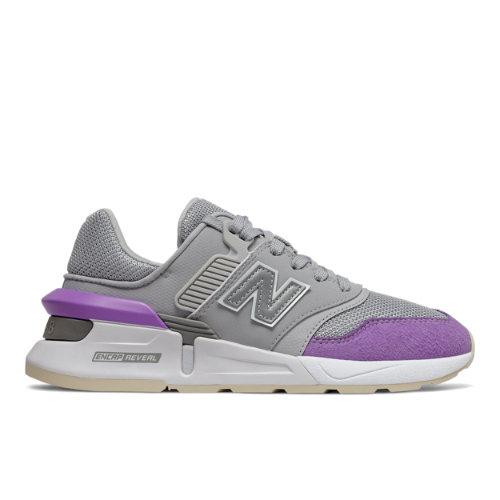 New Balance 997 Sport Women's Sport Style Shoes - Grey (WS997GFL)