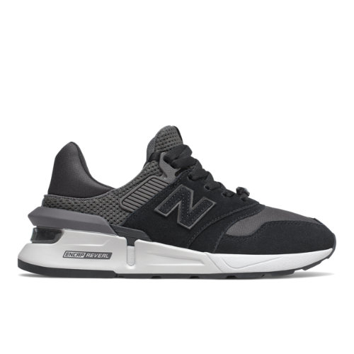 New Balance 997 Sport Women's Sport Style Shoes - Black / Grey (WS997RB)