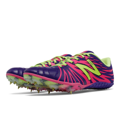 New Balance SD100 Spike Women's Track Spikes Shoes - Purple / Pink (WSD100PP)