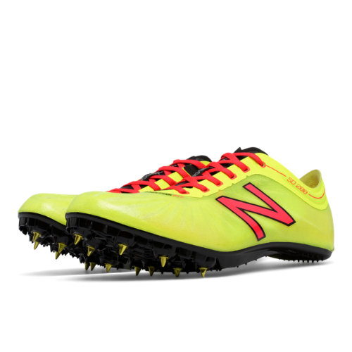 New Balance SD200v1 Spike Women's Track Spikes Shoes - Yellow / Pink (WSD200YP)