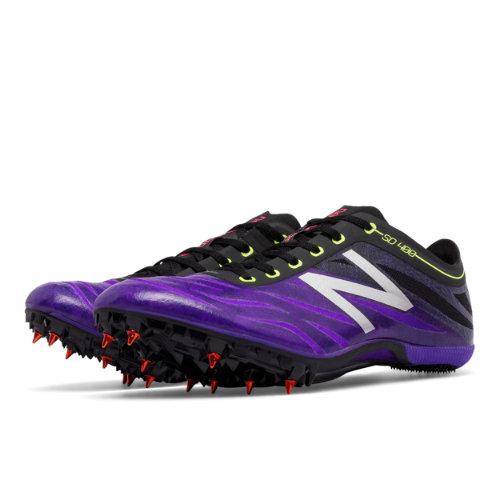 New Balance SD400v3 Spike Women's Track Spikes Shoes - Purple / Black (WSD400P3)