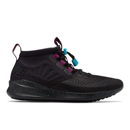 New Balance Cypher Run Women's Everyday Running Shoes - Black / Pink (WSRMCBP)