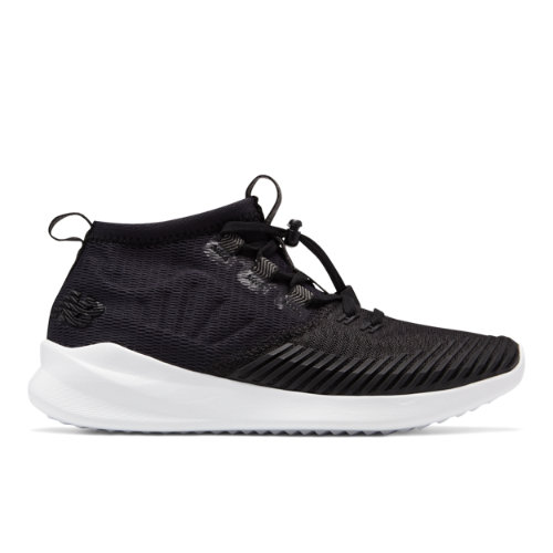 new balance cypher run. new balance cypher run women\u0027s everyday running shoes - black / white (wsrmcbw)