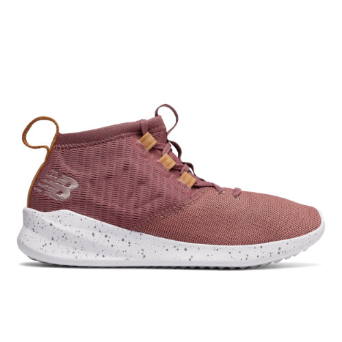 New Balance Cypher Run Knit Women's Neutral Cushioned Shoes - Dark Oxide (WSRMCKP)