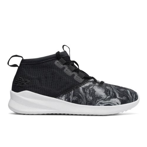 New Balance Cypher Run Women's Neutral Cushioned Shoes - Black / White (WSRMCMP)