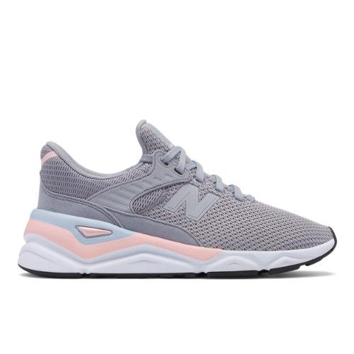 New Balance X-90 Women's Sport Style Shoes - Grey (WSX90CLG)