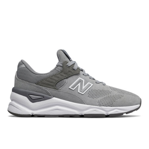 New Balance X-90 Women's Sport Style Shoes - Grey (WSX90PLB)