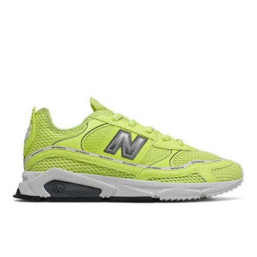 New Balance X-Racer Women's Lifestyle Shoes - Yellow (WSXRCHKC)