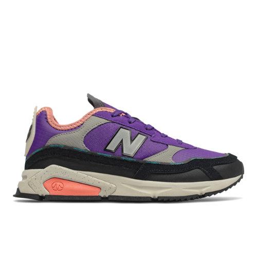 New Balance X-Racer Women's Sport Style Shoes - Purple (WSXRCRQ)