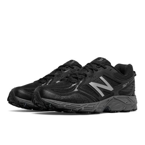 New Balance 510v3 Trail Women's Trail Running Shoes - Black / Grey (WT510CB3)