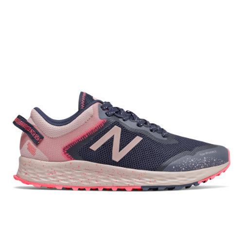 New Balance Fresh Foam Arishi Trail Women's Trail Running Shoes - Pink (WTARISR1)
