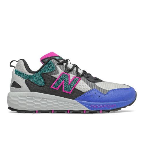 New Balance Fresh Foam Crag v2 Women's Trail Running Shoes - Grey (WTCRGRA2)