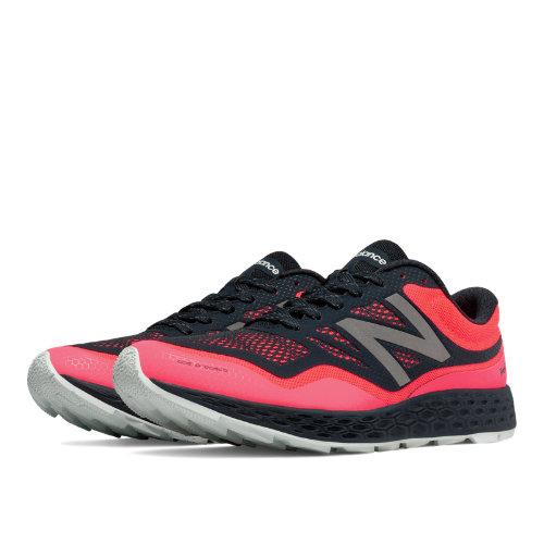 New Balance Fresh Foam Gobi Trail Women's Shoes - Guava / Black (WTGOBIBB)