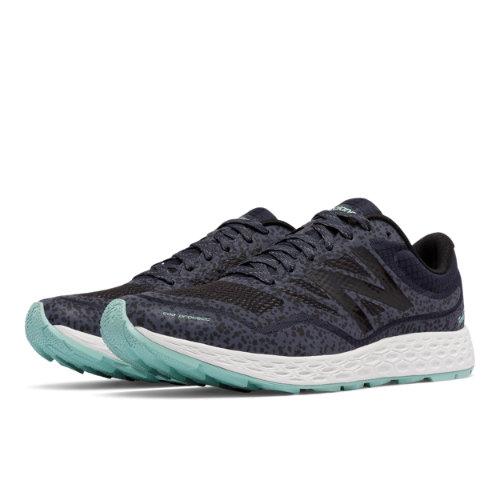 New Balance Fresh Foam Gobi Trail Moon Phase Women's Trail Running Shoes - Black (WTGOBIBK)