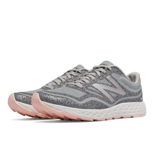 New Balance Fresh Foam Gobi Trail Moon Phase Women's Trail Running Shoes - Silver / Grey (WTGOBISL)