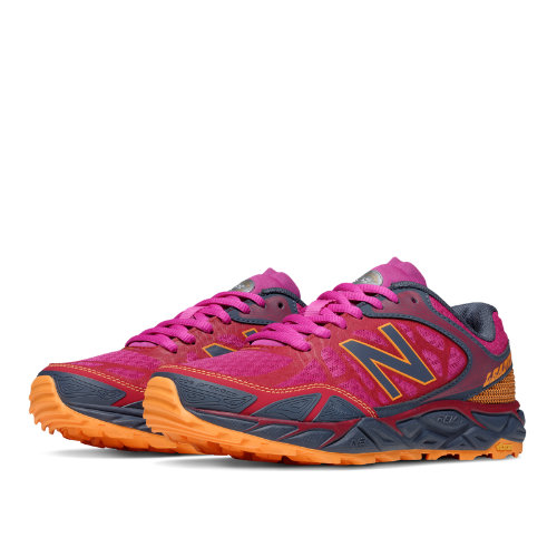 New Balance Leadville Trail Women's Running Recommender Styles Shoes - Azalea, Grey (WTLEADA3)