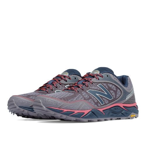 New Balance Leadville Trail Women's Shoes - Grey / Pink (WTLEADS3)