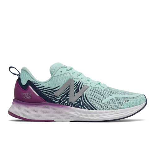 New Balance Fresh Foam Tempo Women's Running Shoes - Blue (WTMPOBP)