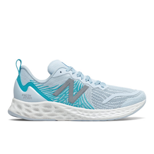 New Balance Fresh Foam Tempo Women's Running Shoes - Blue (WTMPOCB)