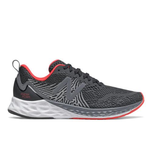 New Balance Fresh Foam Tempo Ruju Women's Running Shoes - Black / Grey (WTMPORG)