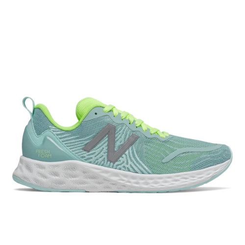 New Balance Fresh Foam Tempo Women's Running Shoes - Light Blue (WTMPOSL)