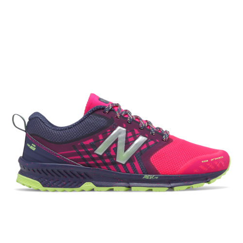 New Balance FuelCore NITREL Trail Women's Trail Running Shoes - Navy / Pink (WTNTRLA1)