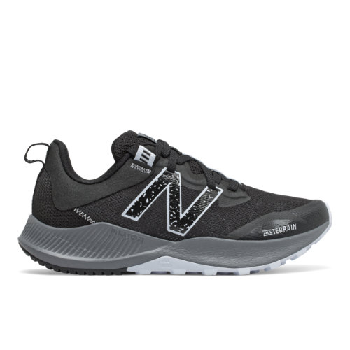 New Balance NITRELv4 Women's Trail Running Shoes - Black (WTNTRLB4)