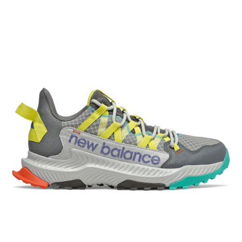 New Balance Shando Women's Trail Running Shoes - Grey (WTSHALG)
