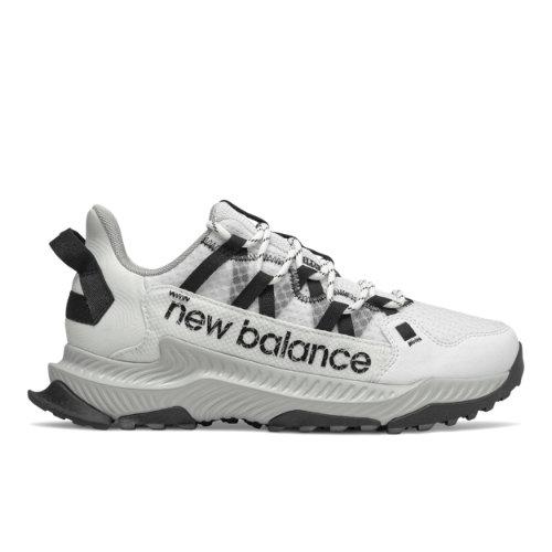 New Balance Shando Women's Trail Running Shoes - White / Black (WTSHALW)