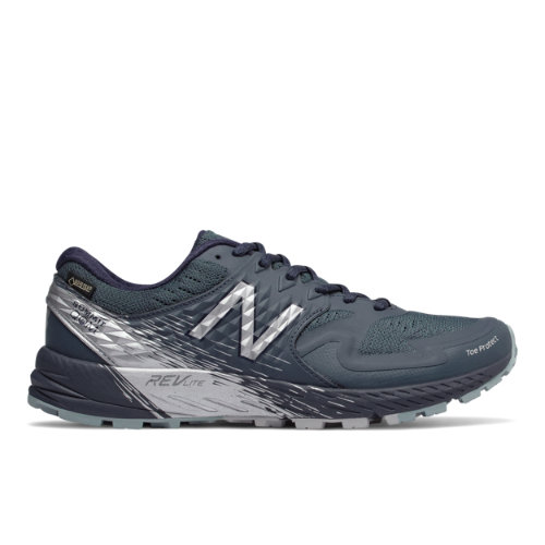New Balance Summit K.O.M. GTX Women's Trail Running Shoes - Dark Blue (WTSKOMGT)