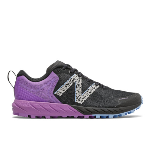 New Balance Summit Uknown Women's Trail Running Shoes - Black / Violet (WTUNKNP2)