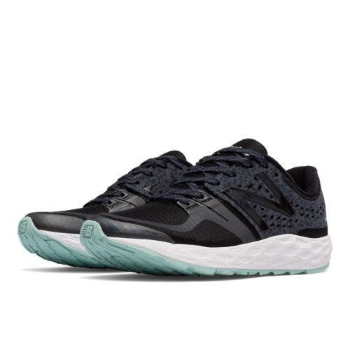 New Balance Fresh Foam Vongo Moon Phase Women's Soft and Cushioned Shoes - Black (WVNGOBK)