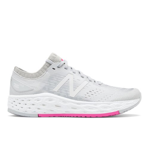 New Balance Fresh Foam Vongo v4 Women's Stability Running Shoes - Light Grey (WVNGOGG4)