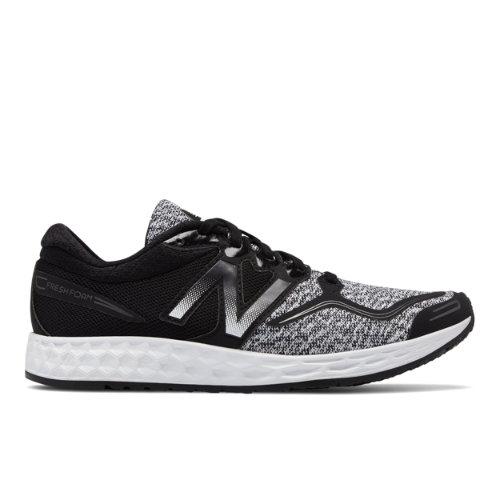 New Balance Fresh Foam VENIZ Women's Soft and Cushioned Shoes - Black / White (WVNZRB1)