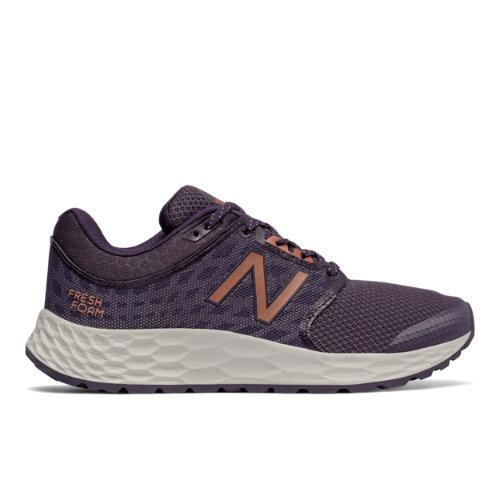 New Balance Fresh Foam 1165 Women's Walking Sneakers Shoes - Purple / Brown (WW1165PP)
