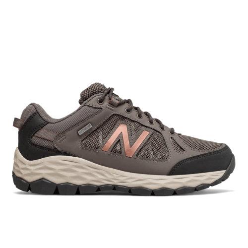 New Balance 1350 Women's Trail Walking Shoes - Dark Grey (WW1350WA)