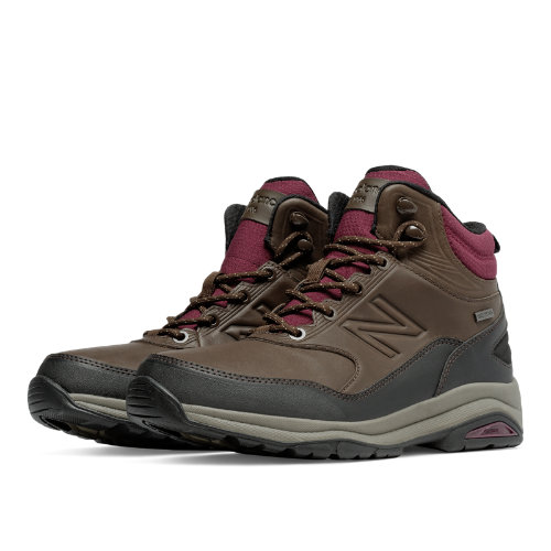 New Balance 1400v1 Women's Trail Walking Shoes - Dark Brown (WW1400DB)