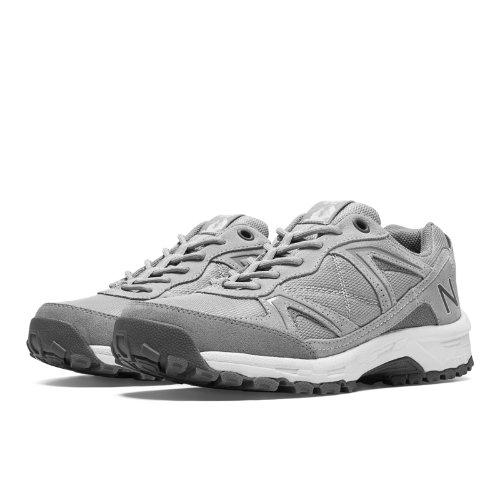 New Balance 659 Women's Trail Walking Shoes - Grey, Blue (WW659GR)