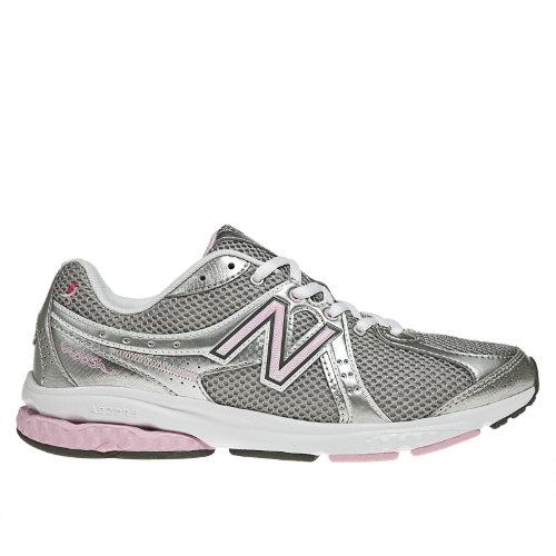 New Balance Pink Ribbon 665 Women's Fitness Walking Shoes - Komen Pink (WW665KM)