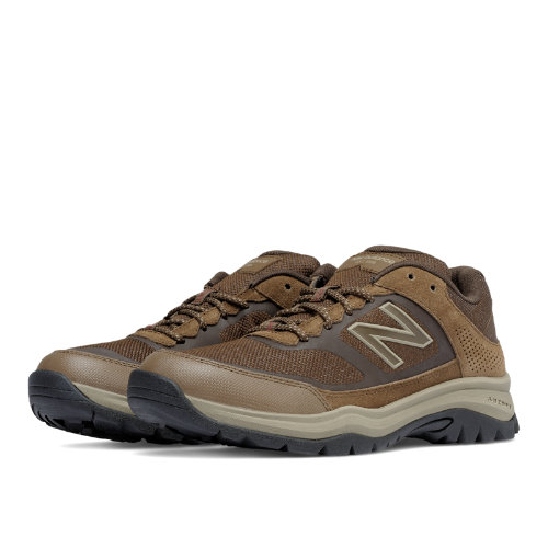 New Balance 669 Women's Trail Walking Shoes - Brown, Horizon (WW669BR)