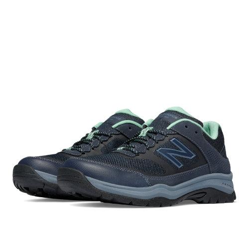 New Balance 669 Women's Trail Walking Shoes - Dark Grey (WW669GR)