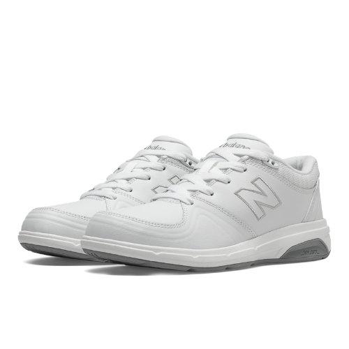 New Balance 813 Women's Health Walking Shoes - White (WW813WT)